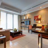 hotel apartment solution