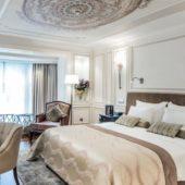 make bedroom look like hotel