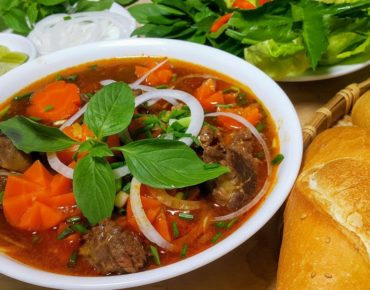 Bo Kho (Braised Beef)